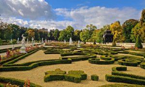 pałac branickich ogrody białystok
