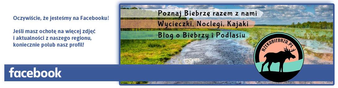 rzeka biebrza facebook